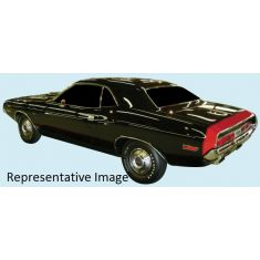 1970 Challenger R/T Bumble Bee