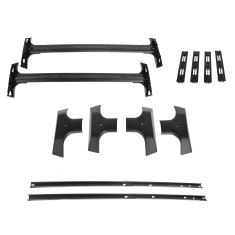 09-15 Chevy Traverse Complete Roof Rack & Cross Rail Package w/Mounting Instructions & Hardware (GM)
