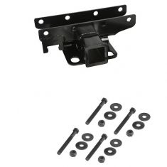 2-Inch Receiver Hitch, 07-14 Jeep Wrangler (JK)