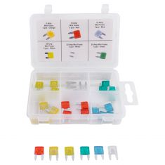 30pc Mini Fuse Assortment