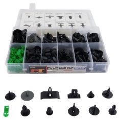 215pc Chrysler Trim Clip Assortment