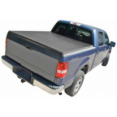 99-07 Chevy Silverado GMC Sierra 6.5ft short bed Hidden Snap Tonneau Cover