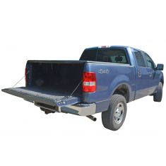04-07 Chevy Silverado GMC Sierra Crew Cab 5.8ft short bed Lock & Roll Tonneau Cover