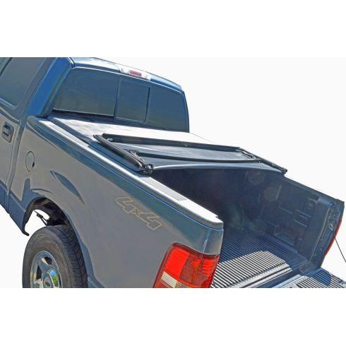 05 15 Nissan Frontier Crew Cab 5ft Short Bed Tri Fold Tonneau Cover