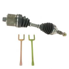 97-10 GM Multi Fit (exc 3.6L) w/AT Frt Otr CV Axle Shaft with Removal Tool  LF = RF