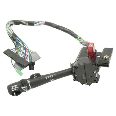 1995 s10 blazer mirror wiring how to install replace turn signal wiper switch chevy 1992 chevy s10 blazer radio wiring diagram
