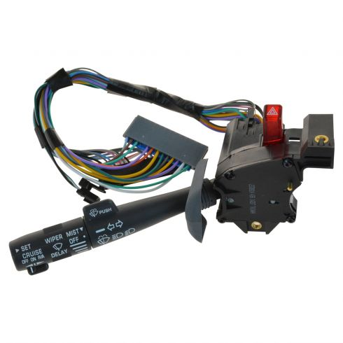 ca3696b14aa7427f801342f6113adda0_490 how to install replace part 1 turn signal wiper switch chevy gmc  at bakdesigns.co