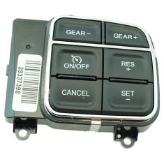 13-19 Ram 1500-5500 Steering Wheel Mounted 6 Button Cruise Control Switch (Mopar)