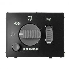 99-02 Silverado, Sierra; 00-02 Tahoe, Yukon, Suburban, Yukon XL; 02 Avalanche Headlight Switch