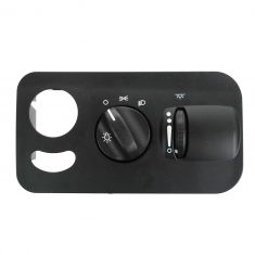 04-07 Chrysler Mini Van (w/Pwr Mirrors, w/o Auto HL, w/o Fog) Black Headlight Switch