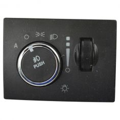 11-13 Dodge Challenger, Jeep Grand Cherokee (w/Auto HL & Fog Lights) Headlight Switch (Mopar)