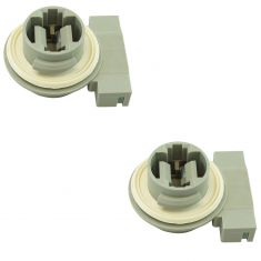 90-08 Chrysler; 97-10 Dodge; 06-09 Raider; 97-11 Dakota Multipositional 2 Pin Light Socket Pair