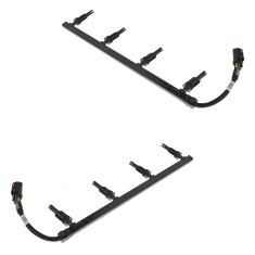 03 (up to 8/17/03) Ford F250SD-F550SD, Excursion w/6.0L Diesel Glow Plug Wiring Harness PAIR (Ford)