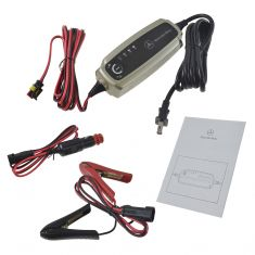 90-16 MB C CL CLA CLS E G ML GL GLK S SL SLK Class Multifit Battery Trickle Charger (Mercedes Benz)