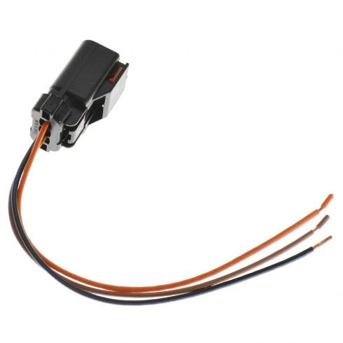 electrical connector with pigtail 1azwh00076 at 1a auto com rh 1aauto com Engine Wiring Pigtails jeep wiring pigtails