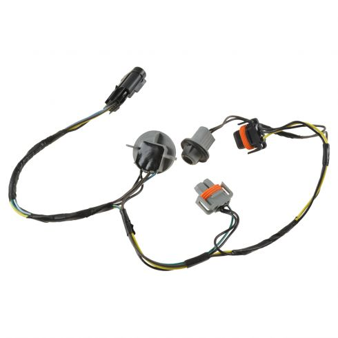 2008 12 chevy malibu headlight wiring harness general motors oem 57 Chevy Wiring Harness  Headlight Wiring Harness Replacement Headlight Wiring Gauge BMW Headlight Wiring Harness