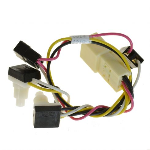 Dodge overhead console wiring mopar 5013609aa mpzwh00002 at 1a on wiring harness for dodge ram 2500 wiring diagram for 1998 dodge ram 2500 Subaru Forester Wiring Harness