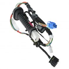 06-08 Dodge Ram 1500; 06-10 Ram 2500, 3500 Quad Cab Rear Door Mounted Wiring Harness LR = RR (Mopar)